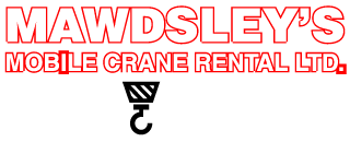 Mawdsley's Mobile Crane Rental Ltd.